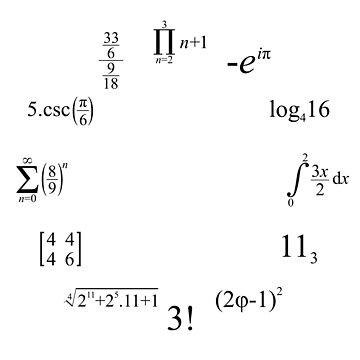 Matemáticas by tudi