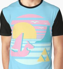 Great Sea Sunset Graphic T-Shirt