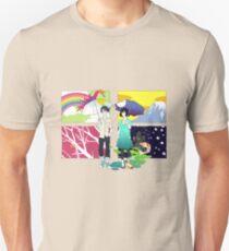 The Tatami Galaxy- Protagonist and Akashi Unisex T-Shirt