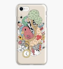 Bird is the word iPhone Case/Skin
