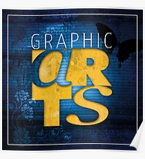 Graphic Arts Poster