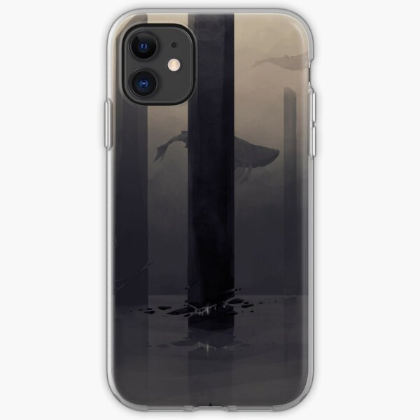 Void I iPhone Soft Case