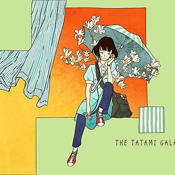 The Tatami Galaxy - Akashi by Mile