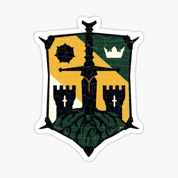 For Honor - Knight logo Sticker