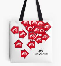 TCT Tote Bags: Scattered Signs Tote Bag