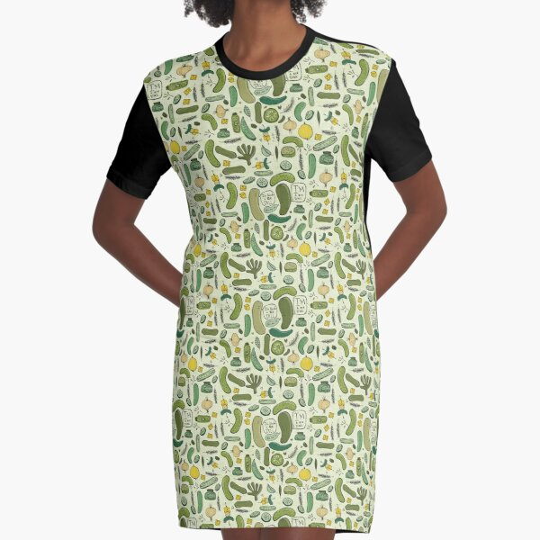 Pickles Graphic T-Shirt Dress
