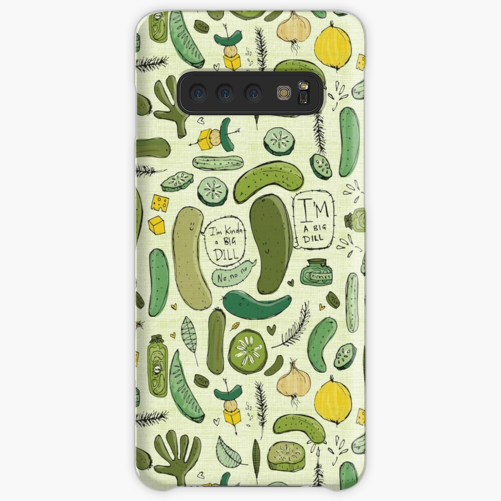 Pickles Case & Skin for Samsung Galaxy