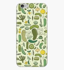 Pickles iPhone Case