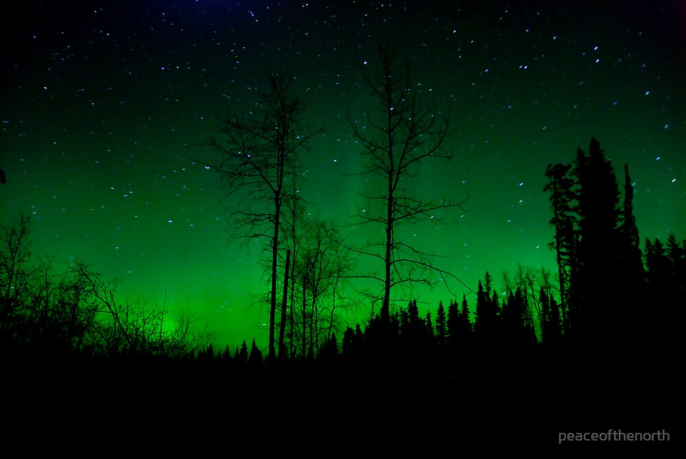 October Night#2 by peaceofthenorth