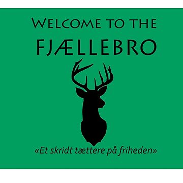 Welcometothefjællebro by tolsoe