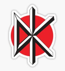 Dead Kennedys Logo Sticker