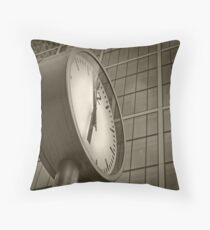 Crunch Time Throw Pillow