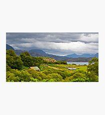 Torridon Scene, Scotland Photographic Print