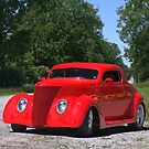 1938 Ford Coupe by TeeMack