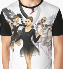 the black swan Graphic T-Shirt