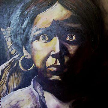 Indian Girl 2 by rayji
