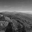 Oconaluftee Valley by Gary L   Suddath