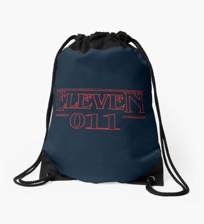 Eleven Drawstring Bag