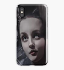 ANGELS Girls with wings and graffiti iPhone Case