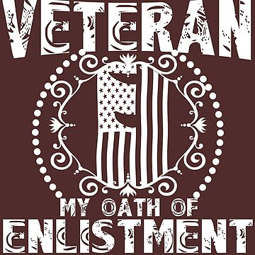 Veteran Oath Of Enlistment by AMHORSE01