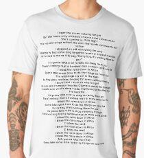 Toto - Africa Men's Premium T-Shirt