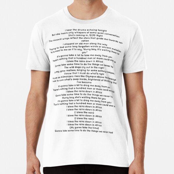 Toto - Africa Premium T-Shirt