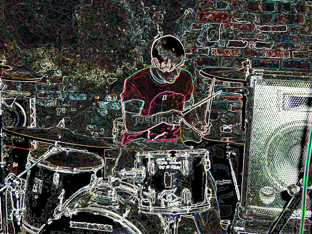 Drummer Boy by justlinda