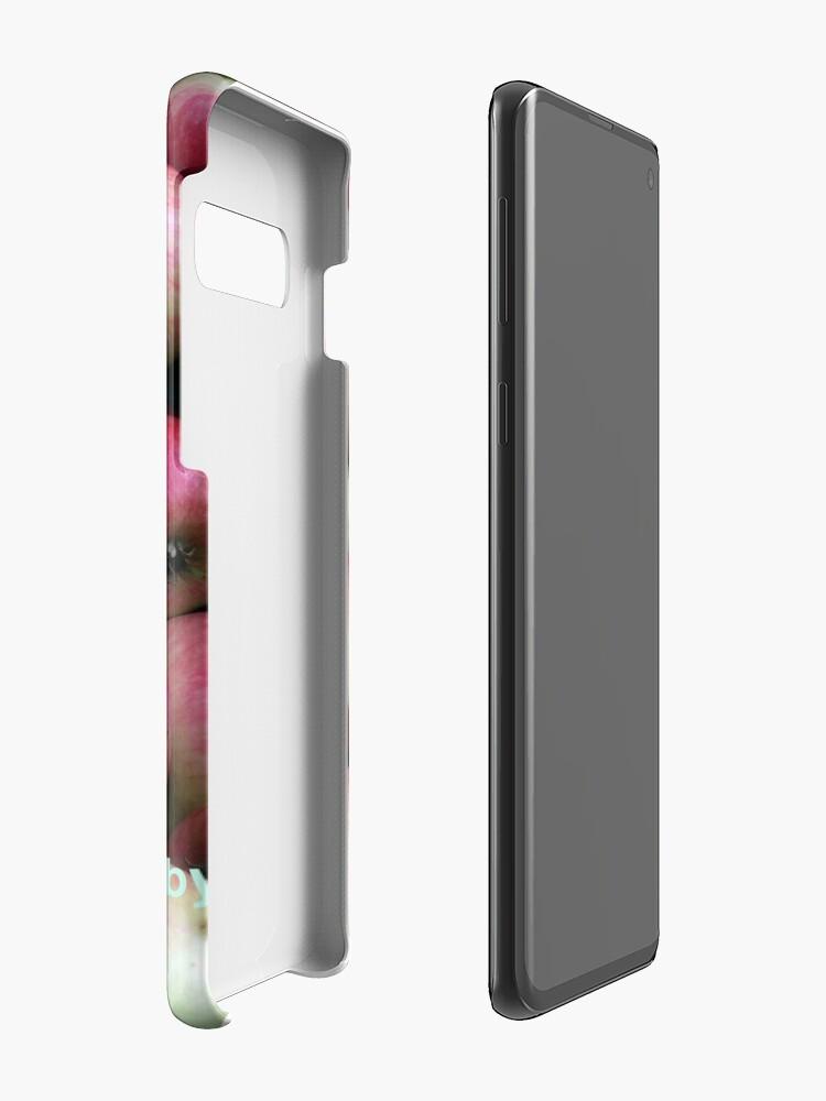 Alternative Ansicht von Äpfel - frisch geerntet! Hülle & Klebefolie für Samsung Galaxy