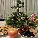 Christmas Greetings by Ana Belaj