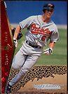 339 - Brady Anderson by Foob's Baseball Cards
