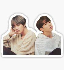 BTS TAEKOOK Sticker