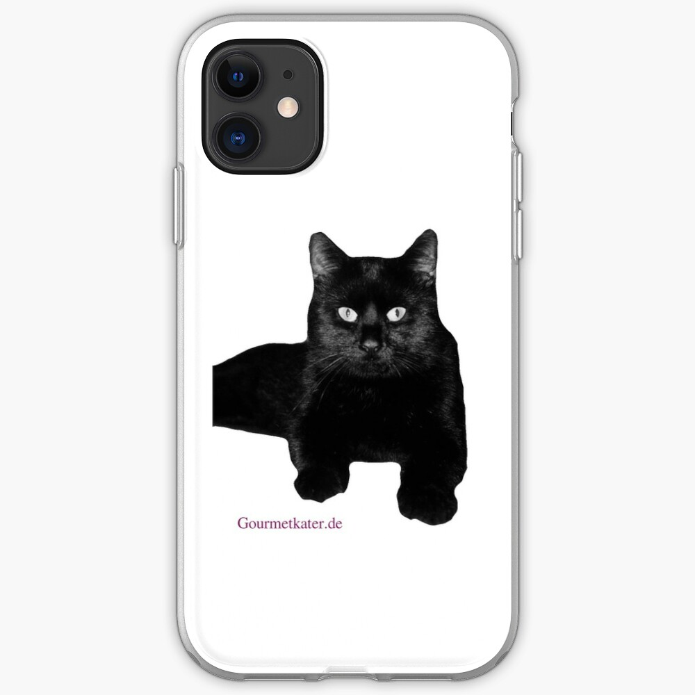 Der Gourmetkater iPhone-Hülle & Cover