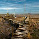 Skipool creek Lancashire   by eddiej
