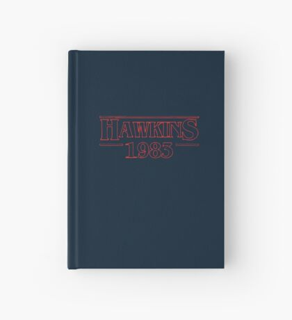 Hawkins 1983 Hardcover Journal