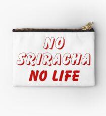 NO SRIRACHA NO LIFE Studio Pouch