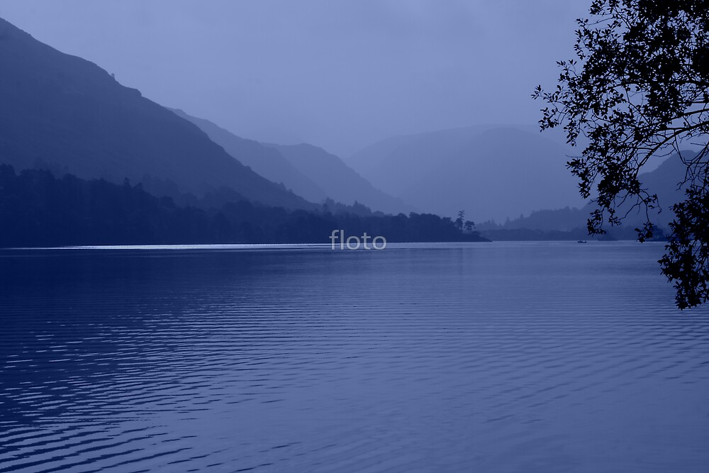 If the blues get you down... by floto