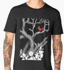 The return of the Cardinal  Men's Premium T-Shirt