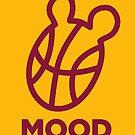 Cleveland Basketball Arthur Mood by yelly123