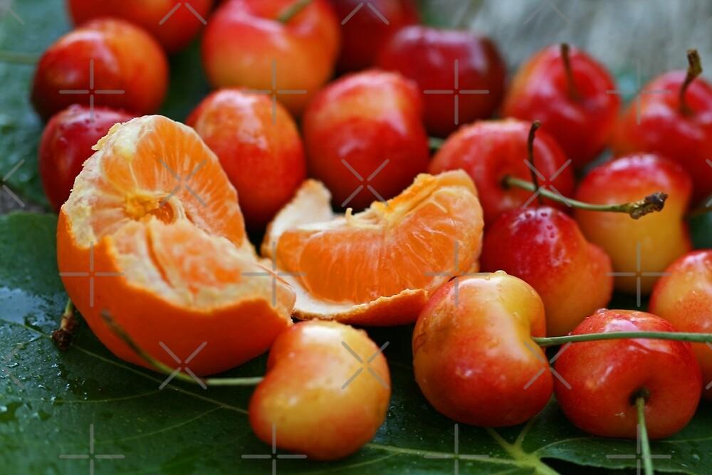 Delightful fruit by mistyrose