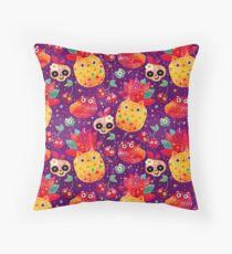 Mexican Tutti Frutti Floor Pillow