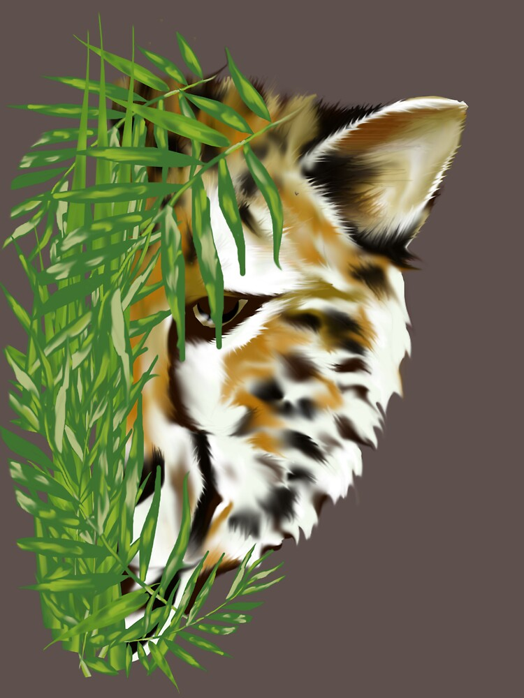 Cheetah and Grass  by Lotacats
