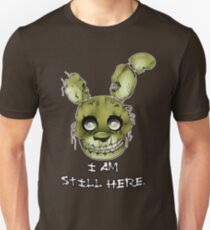 FIVE NIGHTS AT FREDDY'S 3- SPRINGTRAP Unisex T-Shirt