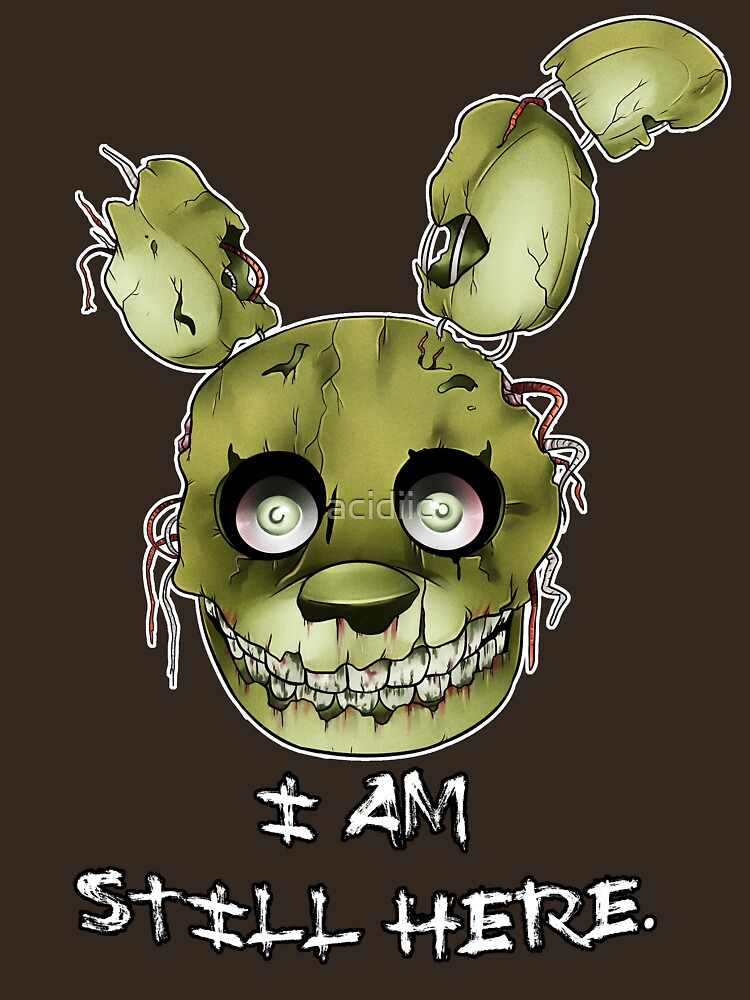 FIVE NIGHTS AT FREDDY'S 3- SPRINGTRAP | Unisex T-Shirt