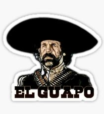 El Guapo Sticker