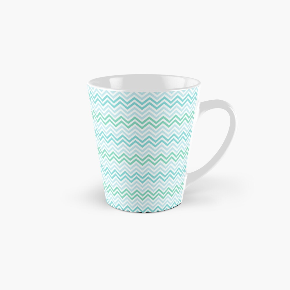 Chevrons Fashion Pattern Design Mug