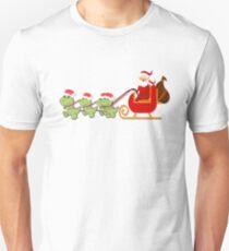 t rex x mas Unisex T-Shirt