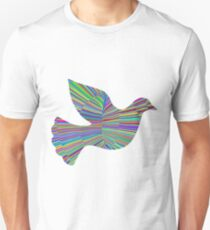 Peace Clipart Psychedelic T-Shirt
