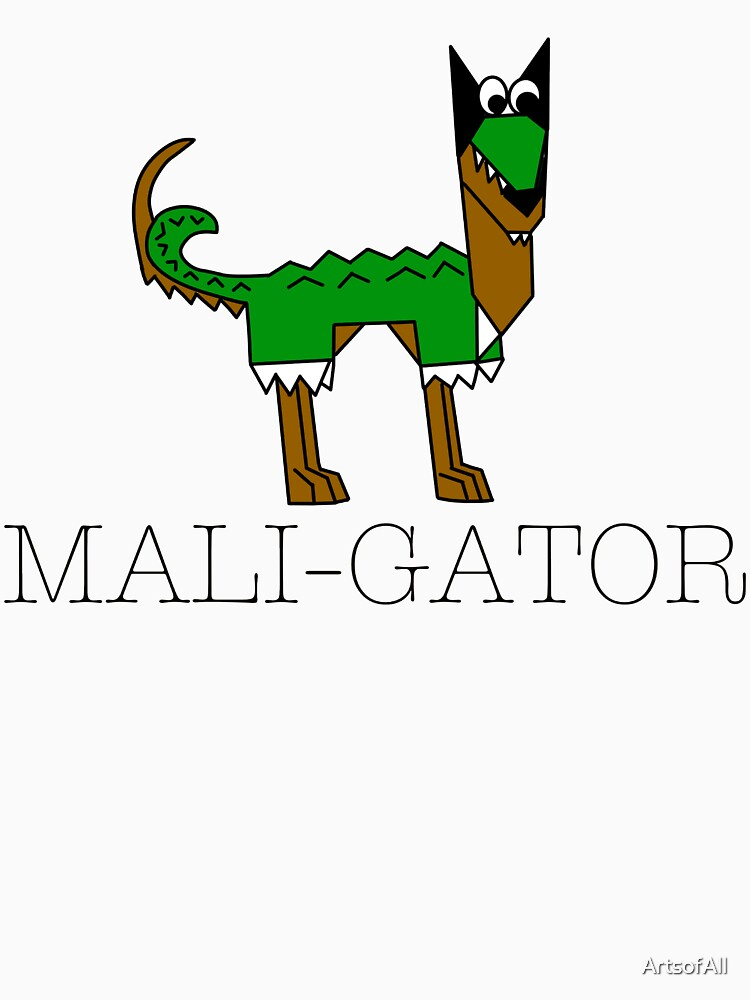 Maligator! by ArtsofAll