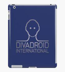 DIVADROID INTERNATIONAL (Red Dwarf) iPad Case/Skin