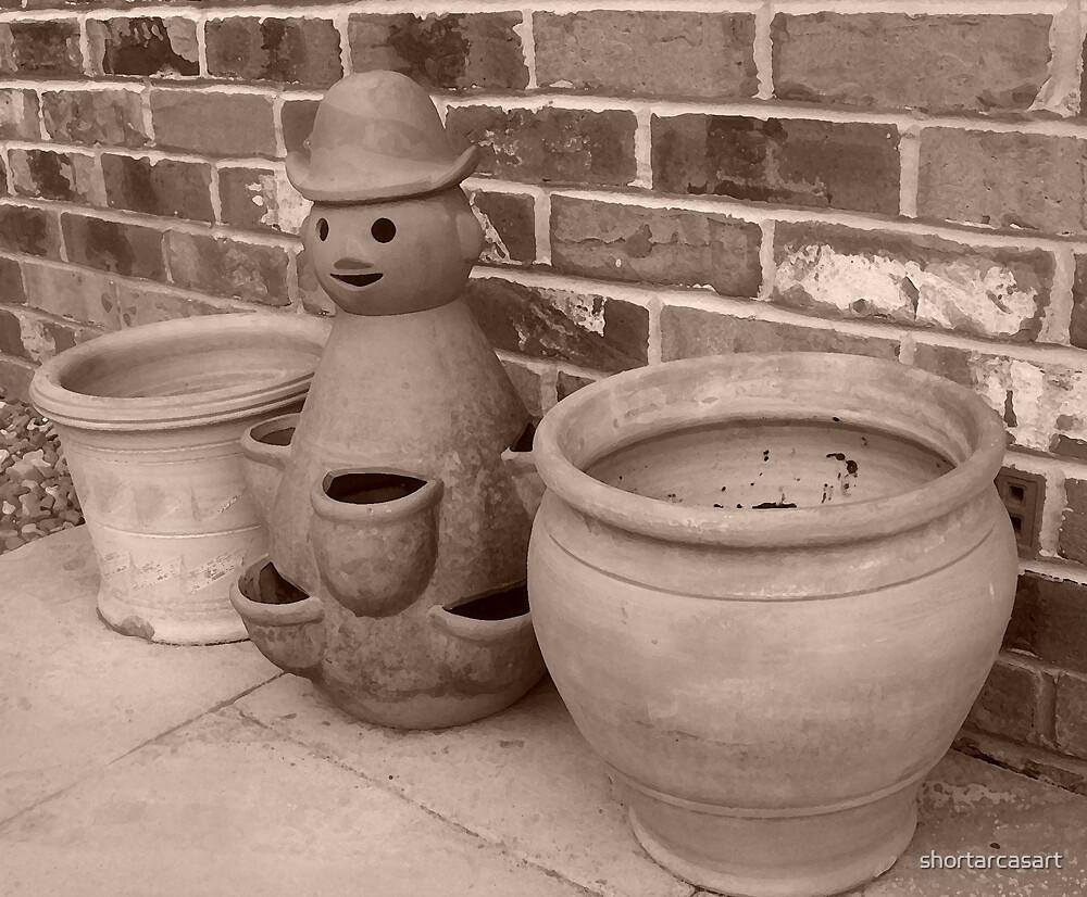 Potty pots by shortarcasart